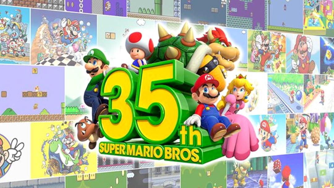 Super Mario Bros cumple 35 años y así lo celebraron en redes