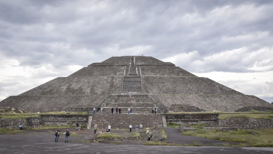 Investigadores descifran misterio de escritura en Teotihuacán