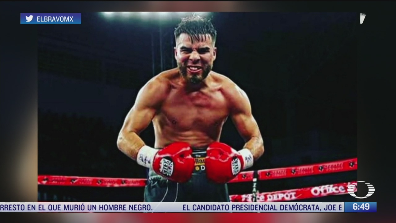 matan al boxeador mexicano jose gallito quirino
