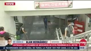 metro aclara que entrega de mercancia no esta prohibida en el metro