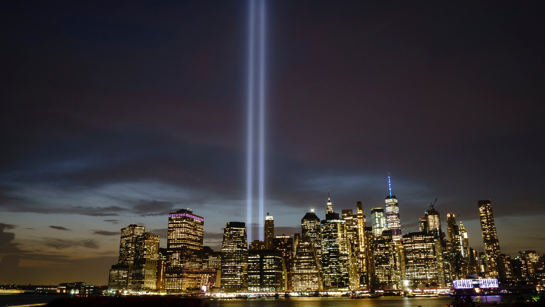 World Trade Center, memorial, Nueva York, atentados