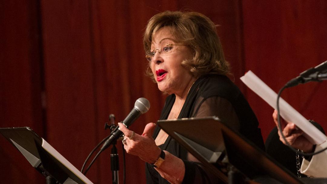 Silvia Pinal, actriz, edad