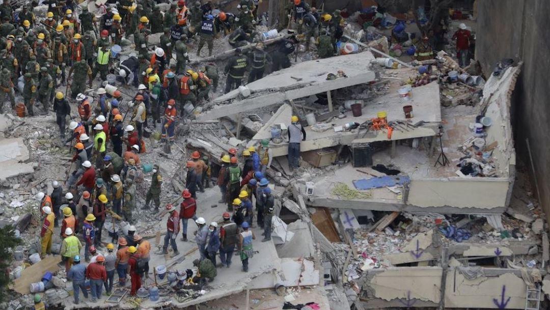 Septiembre es el mes más sísmico en México