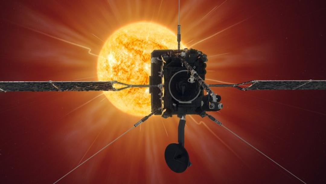 ESA publicó los primeros datos recogidos por su misión Solar Orbiter