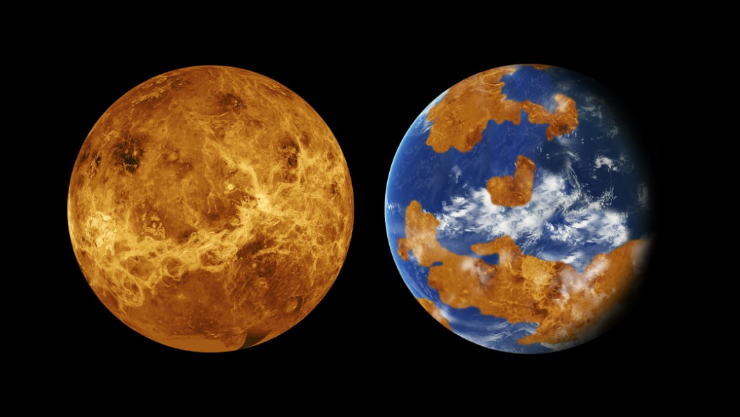 Si Venus tuvo agua pudo ser habitable