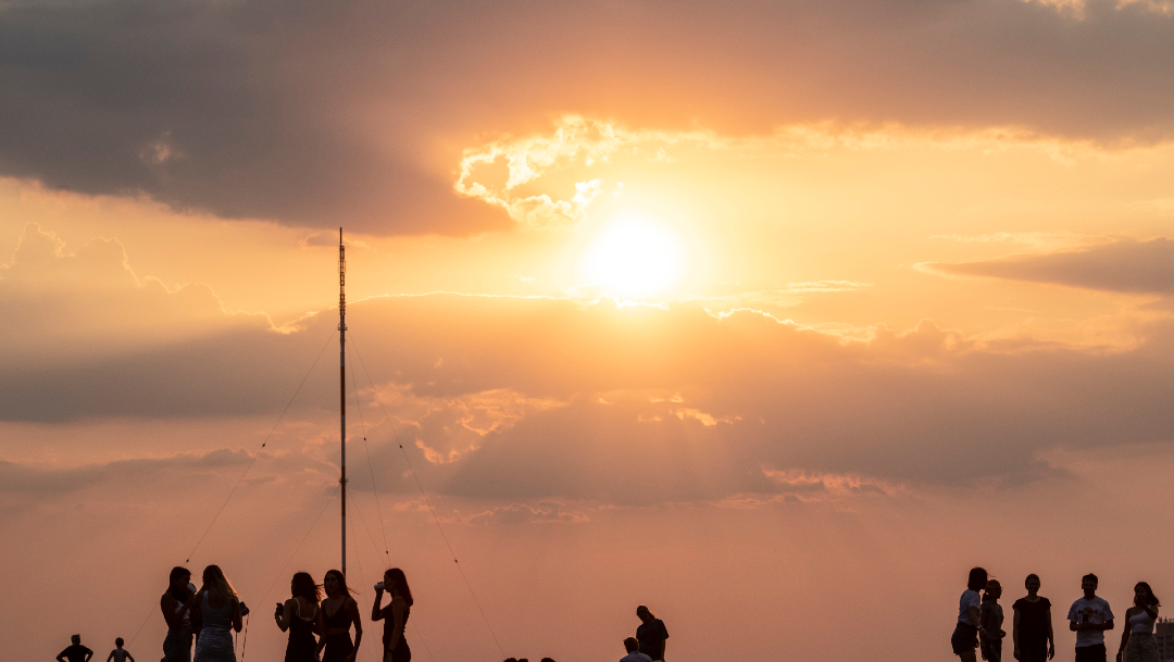 A nivel global, el mes de agosto fue el segundo más cálido del que se tiene registro