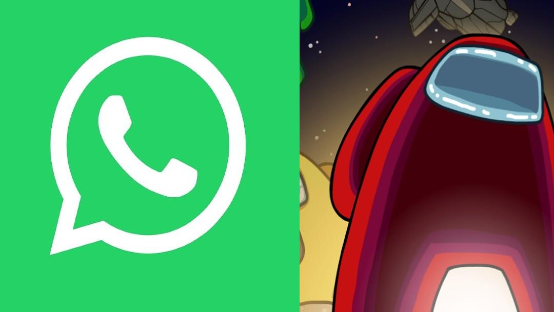 Cómo obtener los stickers de Among Us para WhatsApp