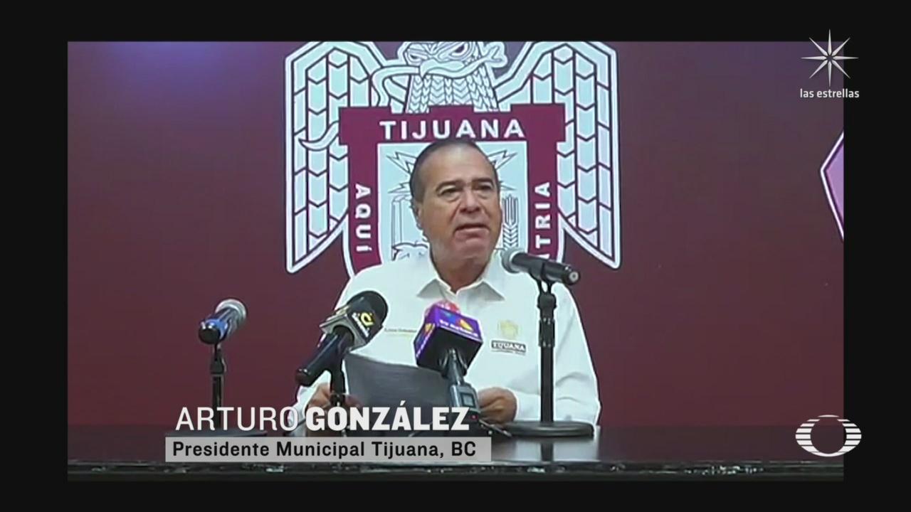 alcalde de tijuana solicitara licencia al cargo y arremete contra gobernador bonilla