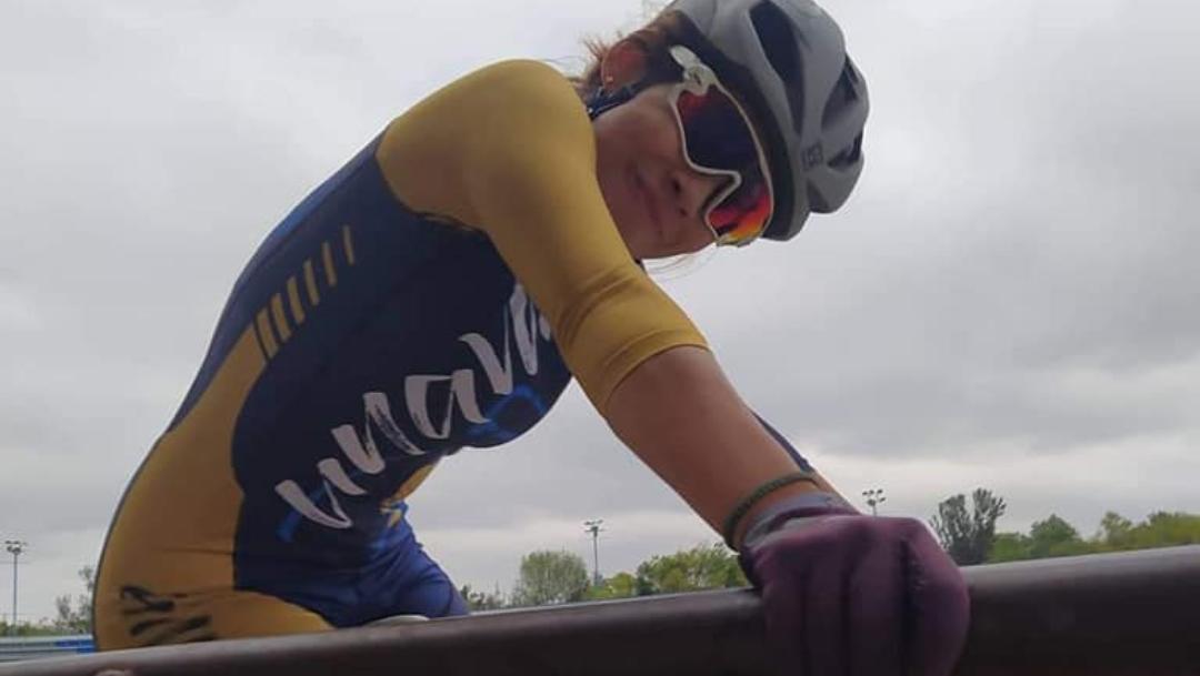 Muere atropellada ciclista de la UNAM, Alexia Ordoñez.