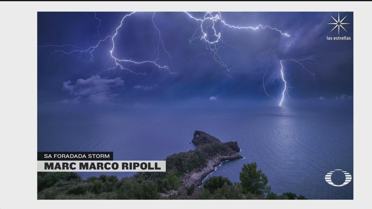 anuncian a los ganadores del concurso weather photographer of the year