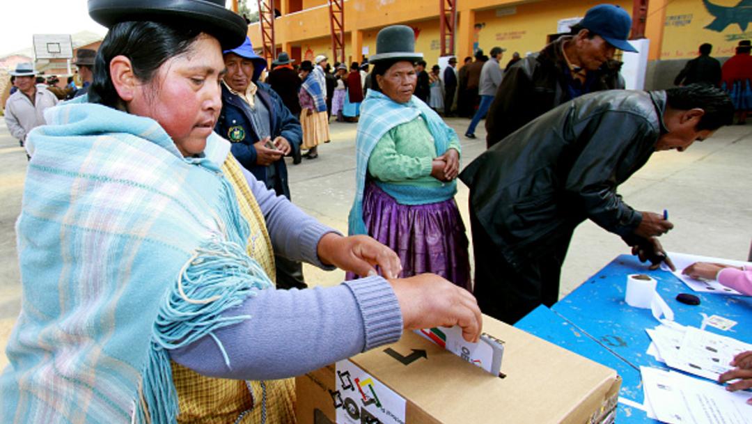 En total, 7.301.294 bolivianos han sido habilitados para votar por el próximo presidente.