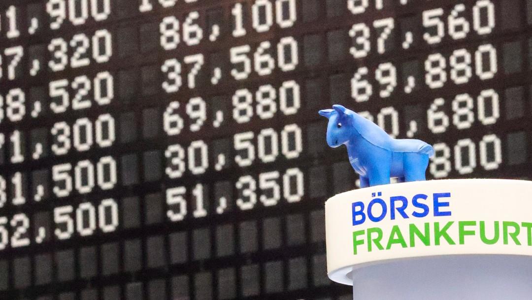 Bolsas europeas abren a la baja tras el positivo por coronavirus de Trump