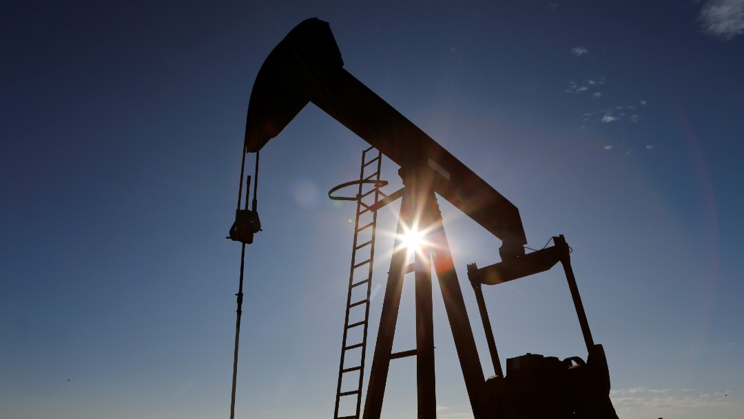 Bomba de petróleo en Texas
