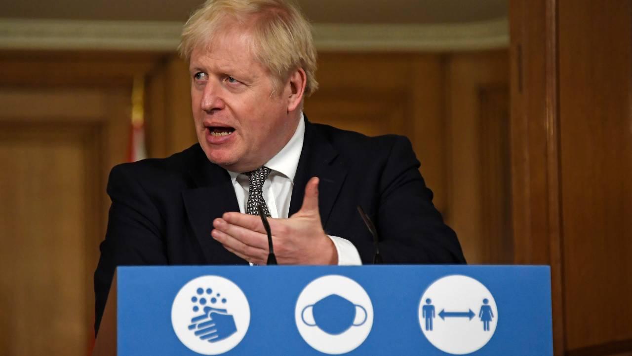 El primer ministro británico, Boris Johnson, anunció un nuevo confinamiento nacional para Inglaterra hasta el próximo 2 de diciembre
