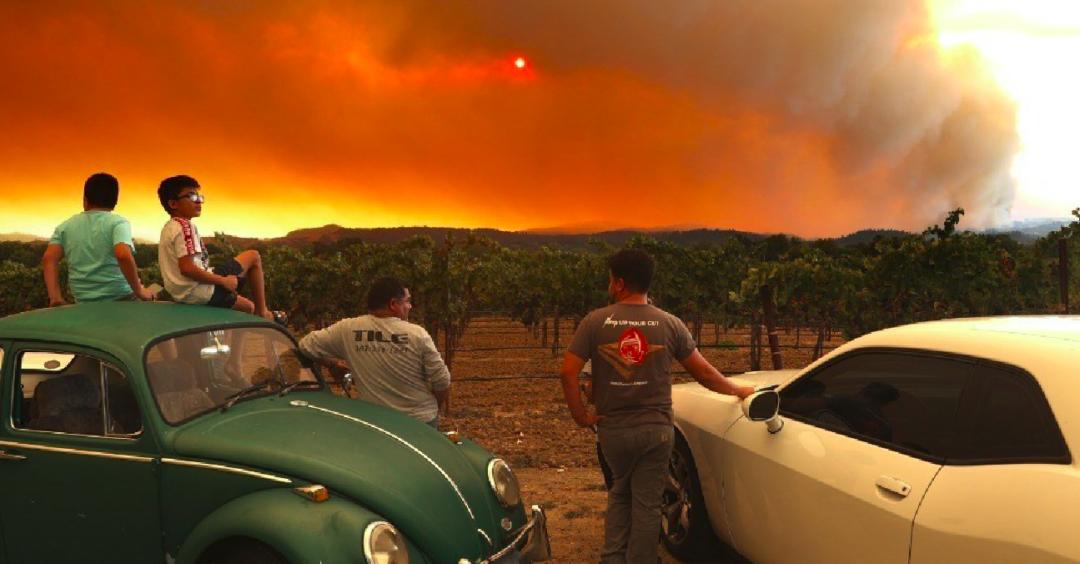 """El mundo, un """"infierno"""" por el cambio climático: ONU"""