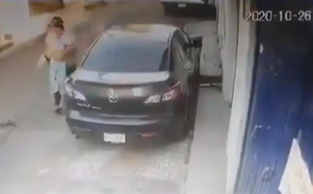 Niño escapó de un secuestro al sur de CDMX