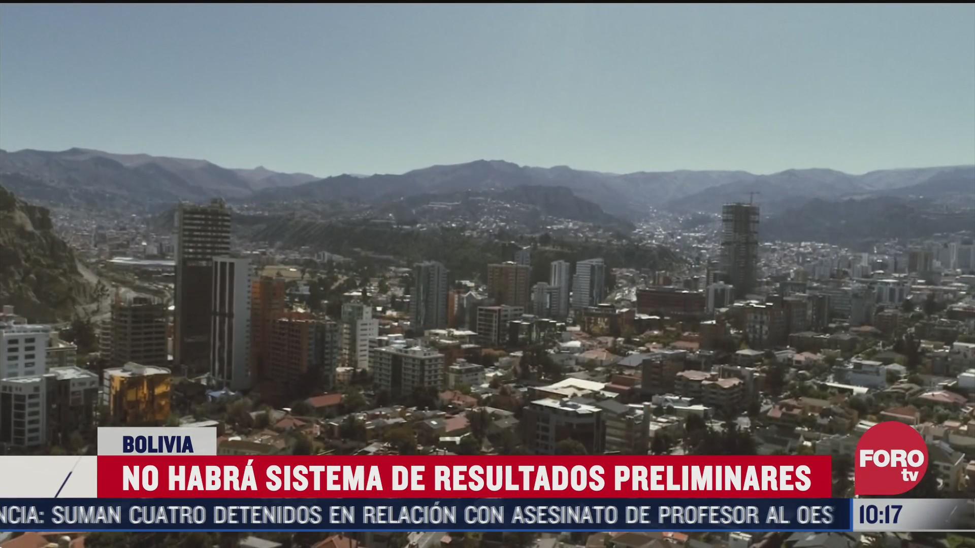 celebran elecciones presidenciales en bolivia