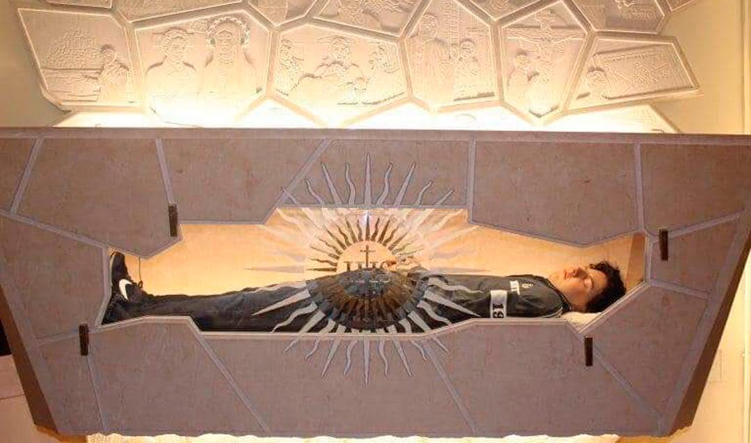 Cuerpo de Carlo Acutis luce intacto y será beatificado por el Papa Francisco