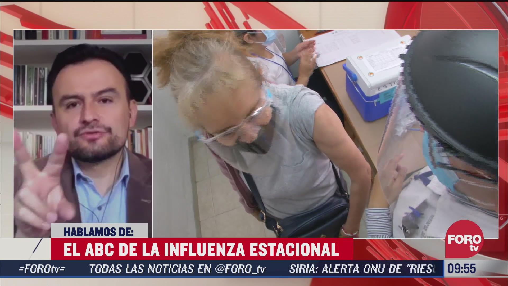 el abc de la influenza estacional