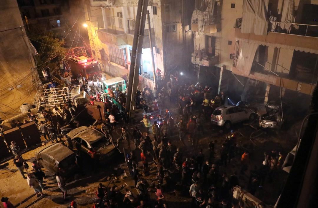 Explosión-hoy-en-Beirut-deja-cuatro-muertos