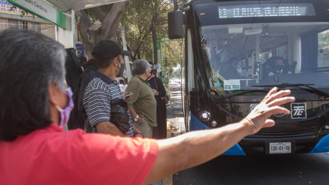 Proponen 4 años de cárcel para acoso en transporte público