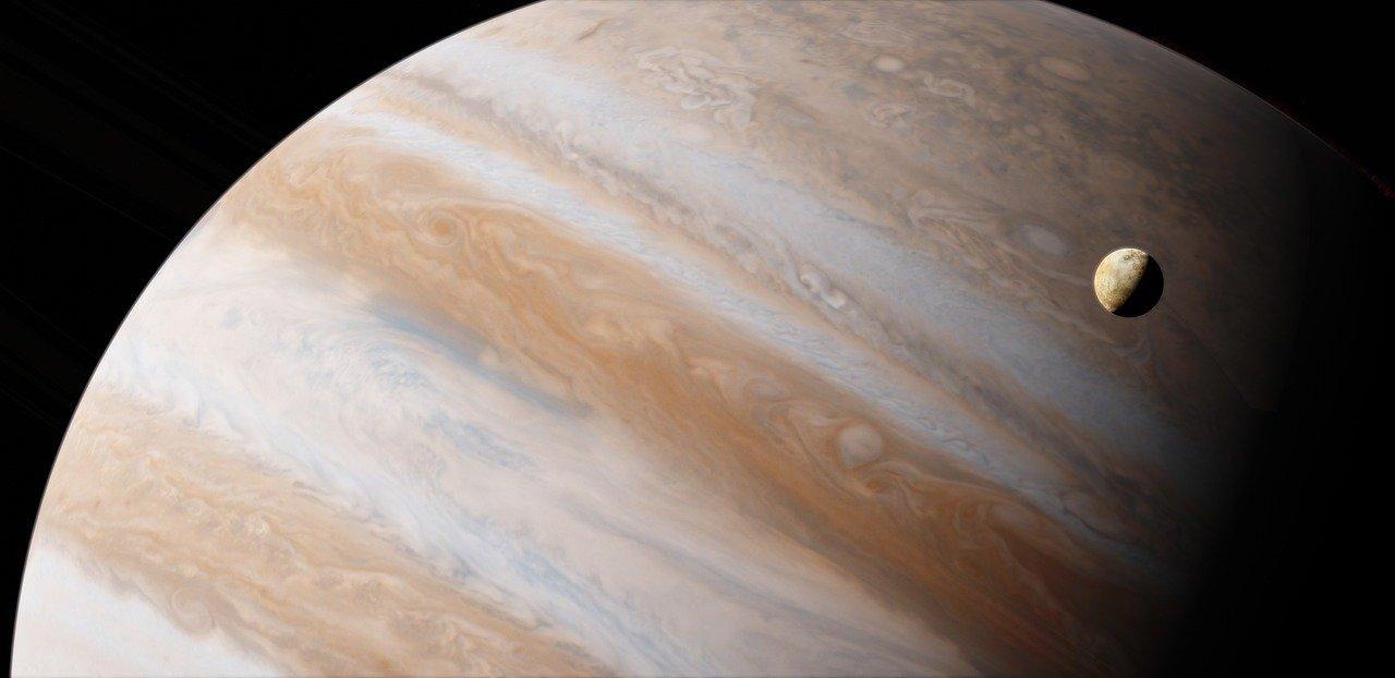 Planetas como Júpiter harían posible vida en otros sistemas