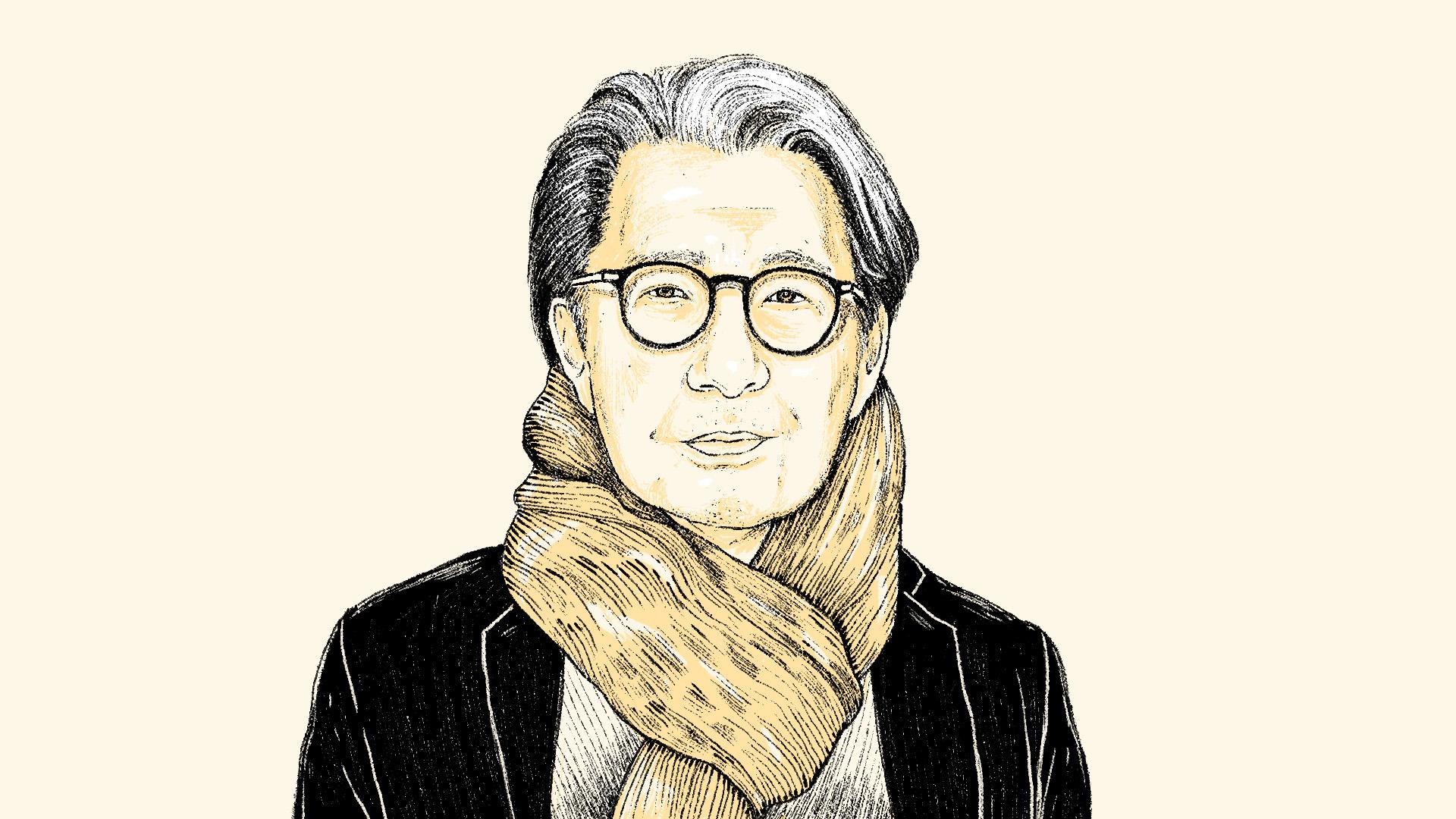 Muere en París el diseñador Kenzo Takada