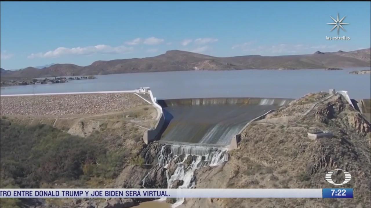 la boquilla escenario de un conflicto por el agua en chihuahua
