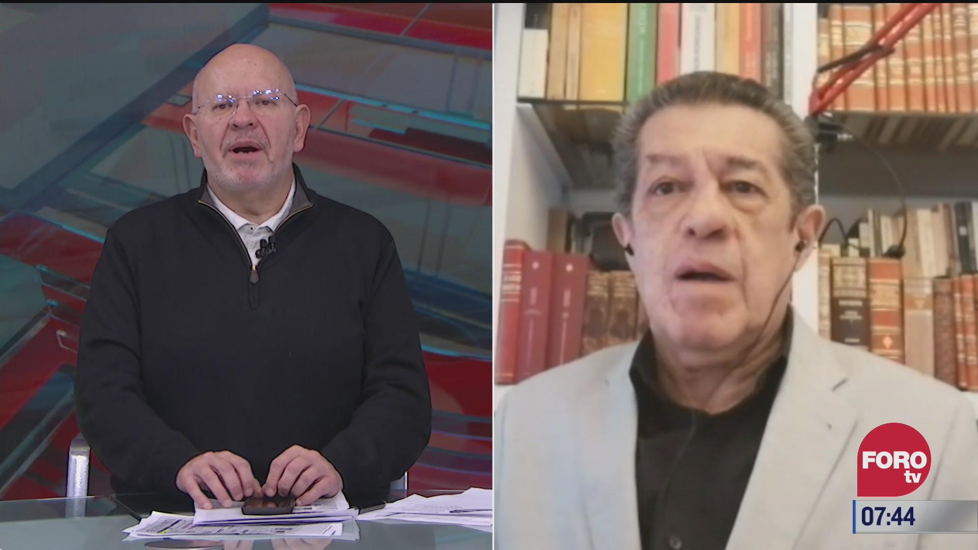 la consulta sobre juicio a expresidentes avalada por la scjn