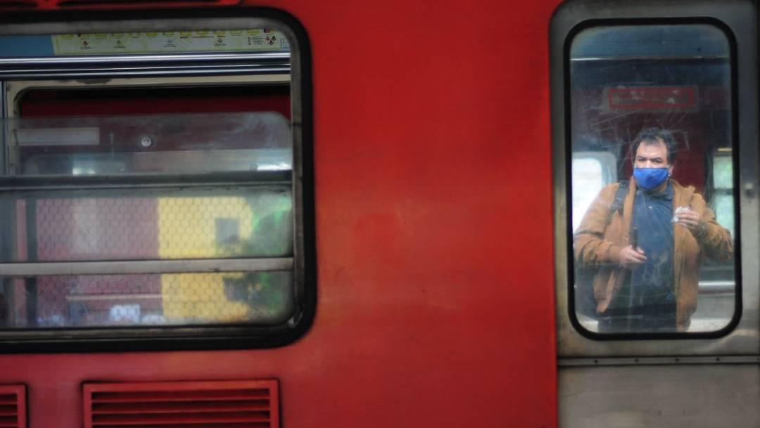 Un hombre perdió la vida al caer a las vías del Metro