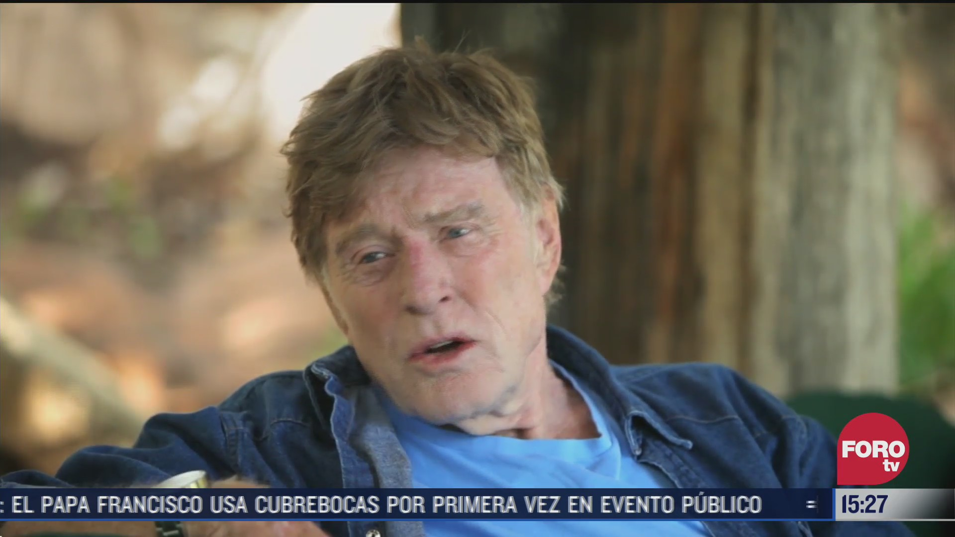 James Redford falleció, a los 58 años, en su casa en California