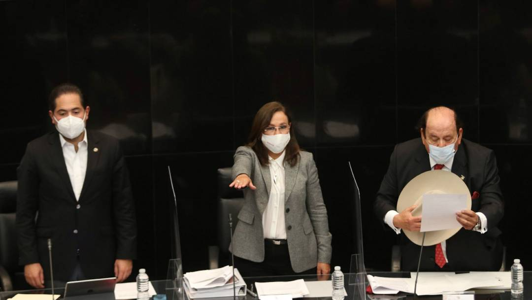 La secretaria de Energía, Rocío Nahle, dijo durante su comparecencia en el Senado que la 4T podría construir una planta nuclear en Baja California