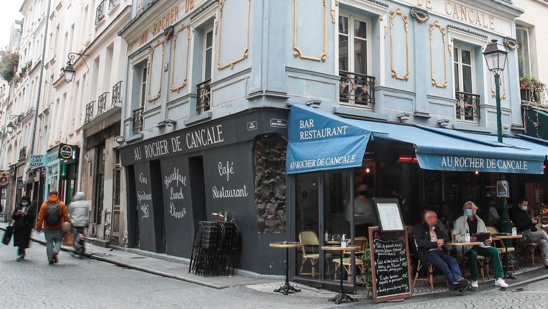 En alerta máxima París y Marsella por COVID-19