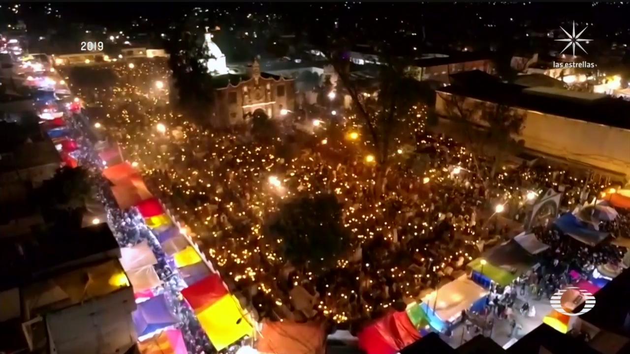 Mixquic, sin celebración 2020 del Día de Muertos por COVID 19