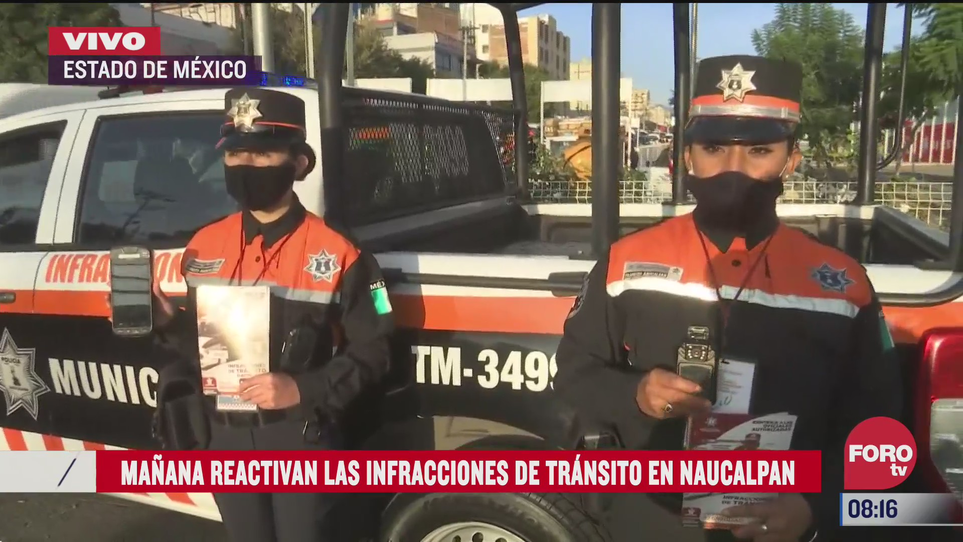 regresan las multas de transito a naucalpan edomex