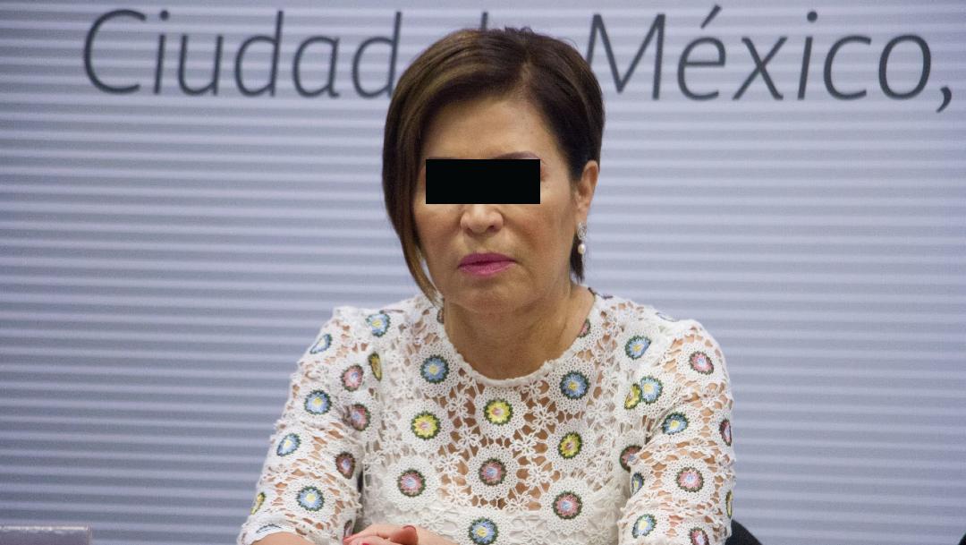 Rosario Robles acusa a la FGR de tenerla como 'rehén' por no querer colaborar