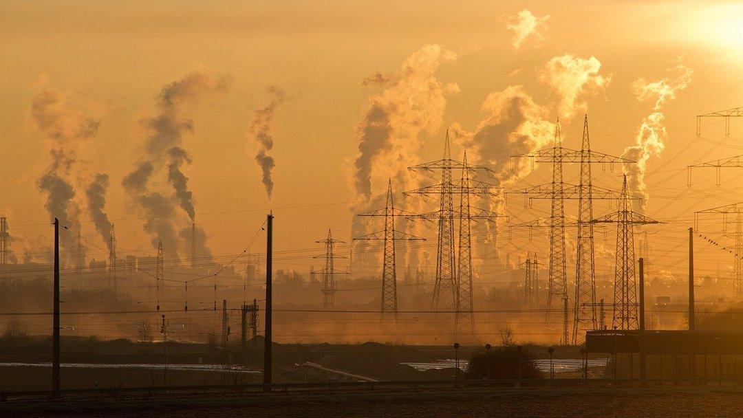 Consumo Energía Humanidad Años Foto