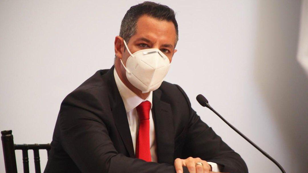 Alejandro Murat Informe Gobierno Foto