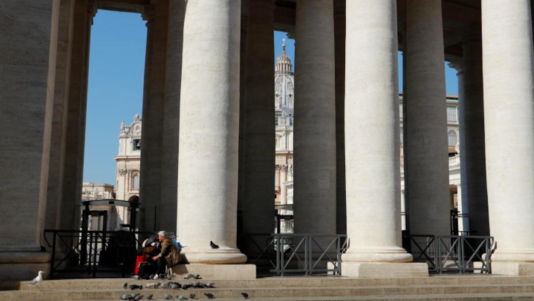 Aplican pruebas COVID a personas de escasos recursos en el Vaticano