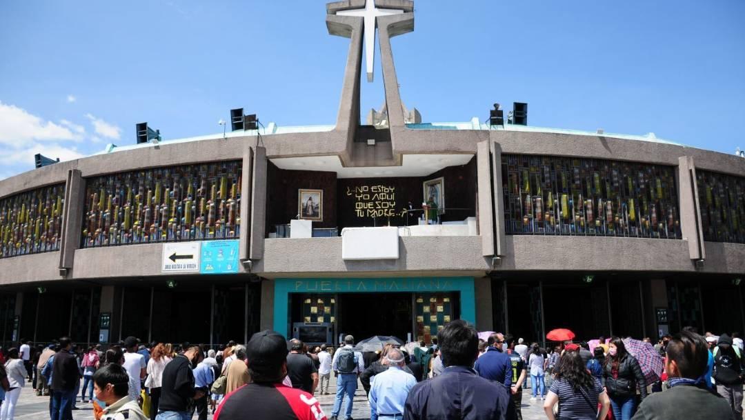 Autoridades eclesiásticas aún no definen si la Basílica de Guadalupe abrirá los días 11 y 12 de diciembre