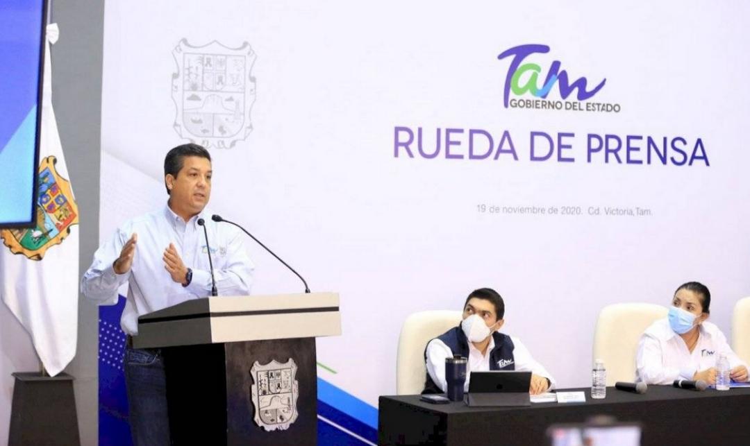 Tamaulipas no subirá impuestos a pesar de recortes federales