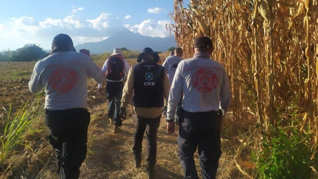 Colima realiza campaña para buscar personas desaparecidas