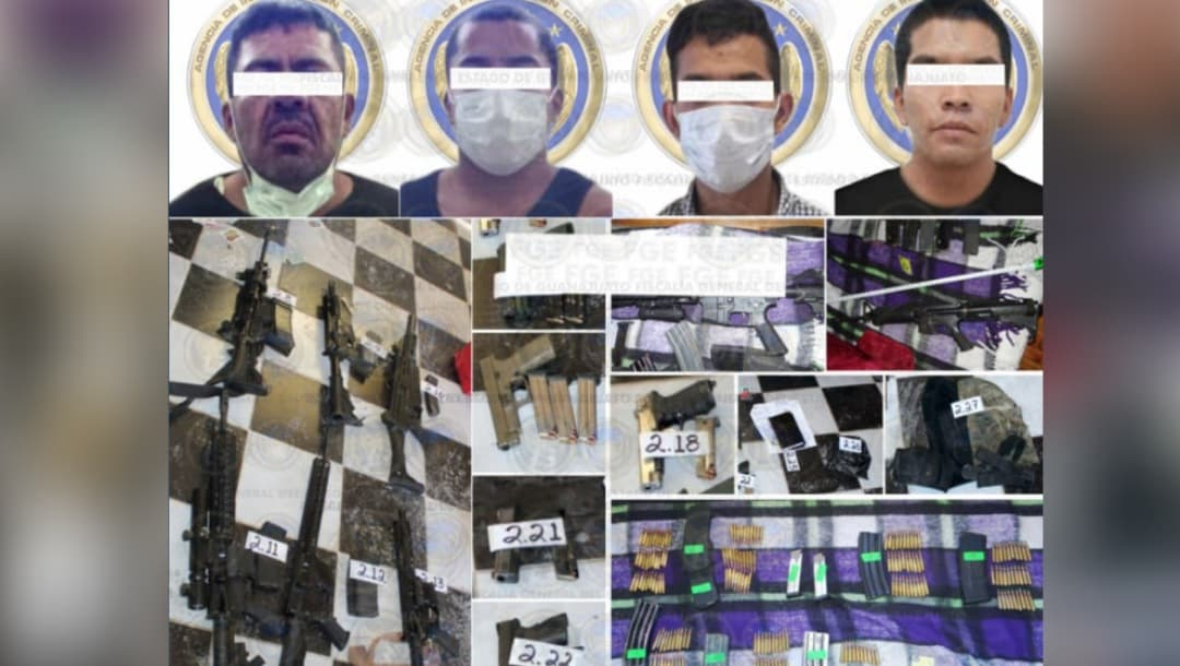 Durante operativo rescatan a víctima de secuestro en Celaya, había sido mutilada