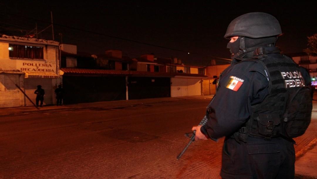 Encuentran probables víctimas de explotación sexual durante cateos en Puebla