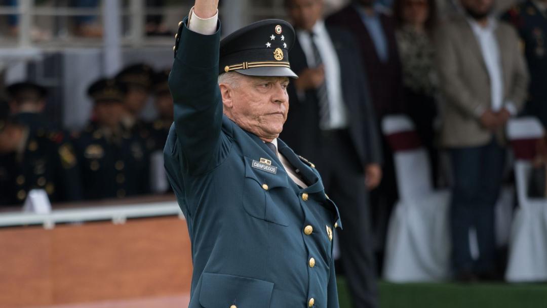Entrega de Cienfuegos no es 'regalo' de Trump a México: Roberto Velasco