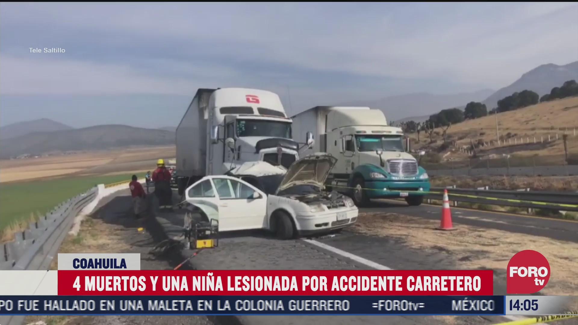 familia muere en saltillo tras accidente vehicular