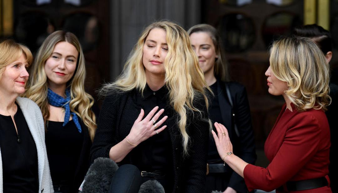 Fanáticos buscan que Amber Heard no sea parte de Aquaman 2 y juntan más de un millón de firmas