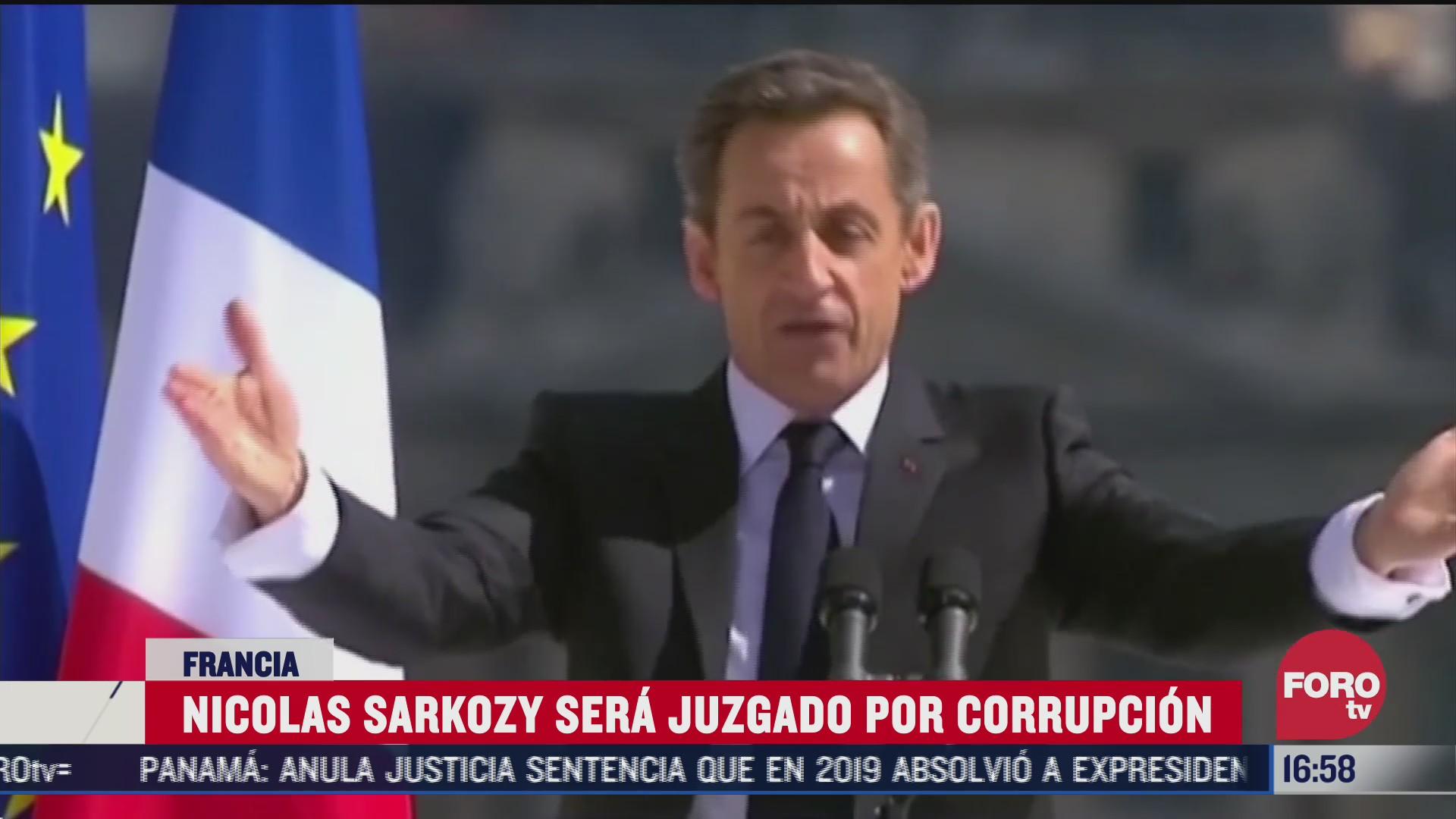 francia juzgara por corrupcion a nicolas sarkozy