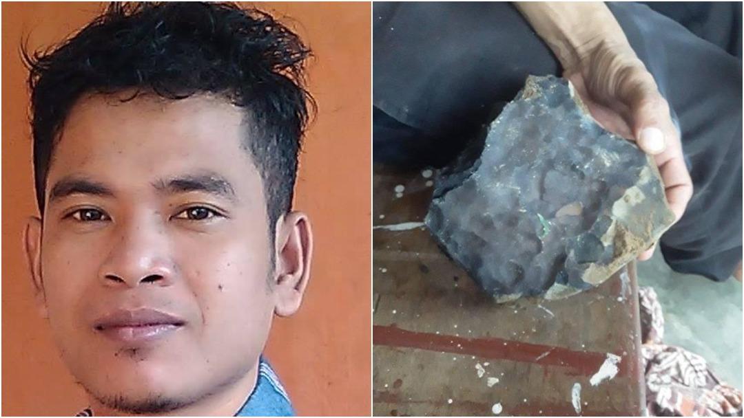 Hombre Vende Meteorito Millonario Foto