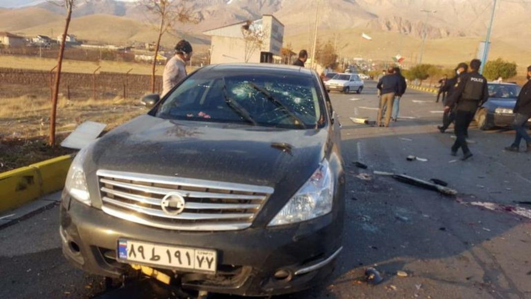 El científico Mohsen Fakhrizadeh murió tras un ataque contra su vehículo
